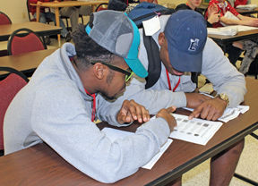 Students learn about 'what's next'