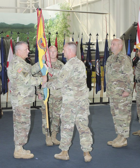 Army Combat Readiness Center welcomes new sergeant major | Daleville