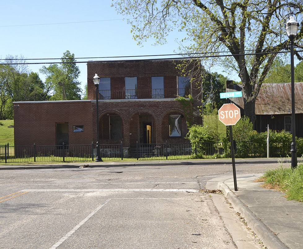 Old Coffee County Jail