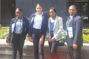 DHS FBLA attends state conference