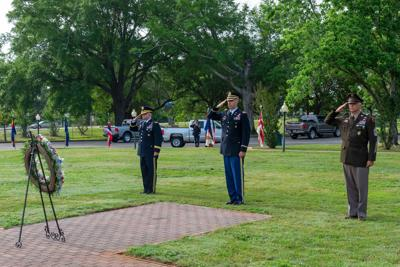 Rucker hosts first virtual Memorial Day Ceremony