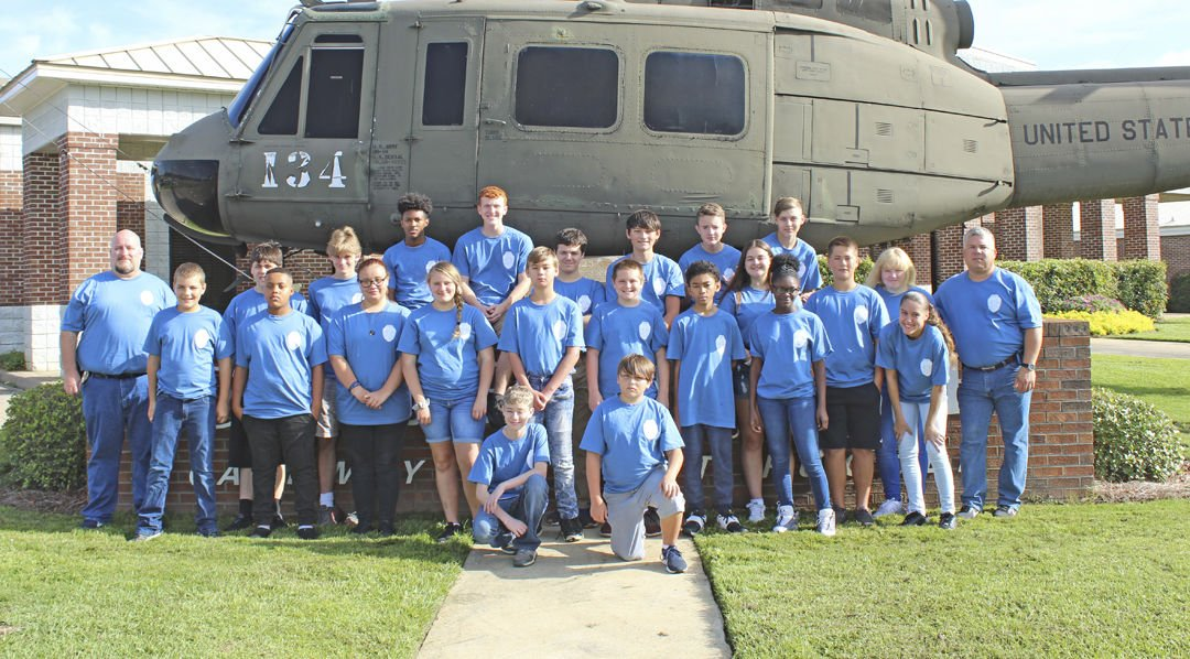 Cadets graduate from third annual program
