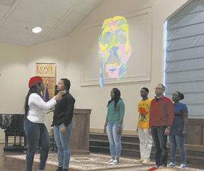 Fort Rucker pays tribute to Dr. Martin Luther King Jr.