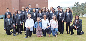DHS band students have busy concert season