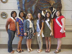 Enterprise High School homecoming goes under the big top
