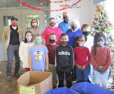 Windham Elementary students demonstrate community service