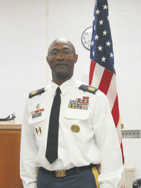 New DHS JROTC instructor believes in educating future leaders