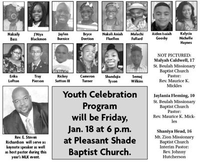 Youth  Celebration  Program