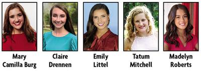 The 2021 DYW of Coffee County participants