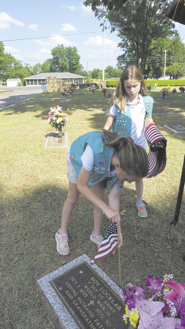 Meadowlawn event honors those who gave the ultimate sacrifice