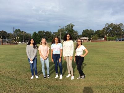 Daleville High School 2020 Homecoming Court named