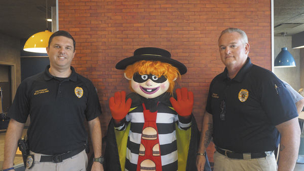 EPD holds 'Coffee With A Cop'