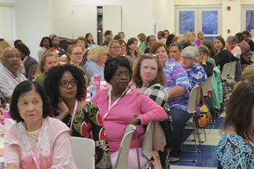 Hundreds attend 21st Annual Breast Cancer symposium
