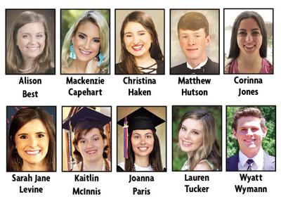 AUSA awards scholarships to local students in the Wiregrass