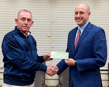 WEDC receives state military grant