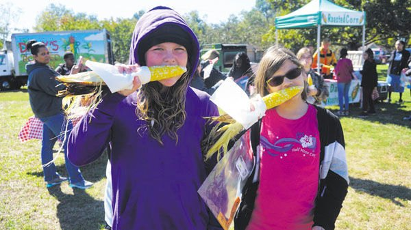 RBES holds annual fall festival