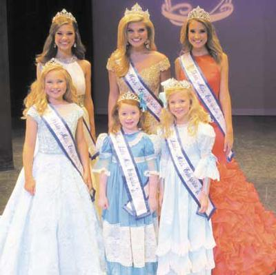 Five new queens for Enterprise were crowned Saturday