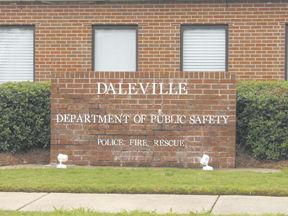 Daleville Department of Public Safety holiday safety tips