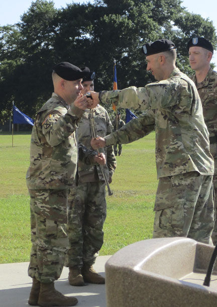 New top warrant officer welcomed to Fort Rucker