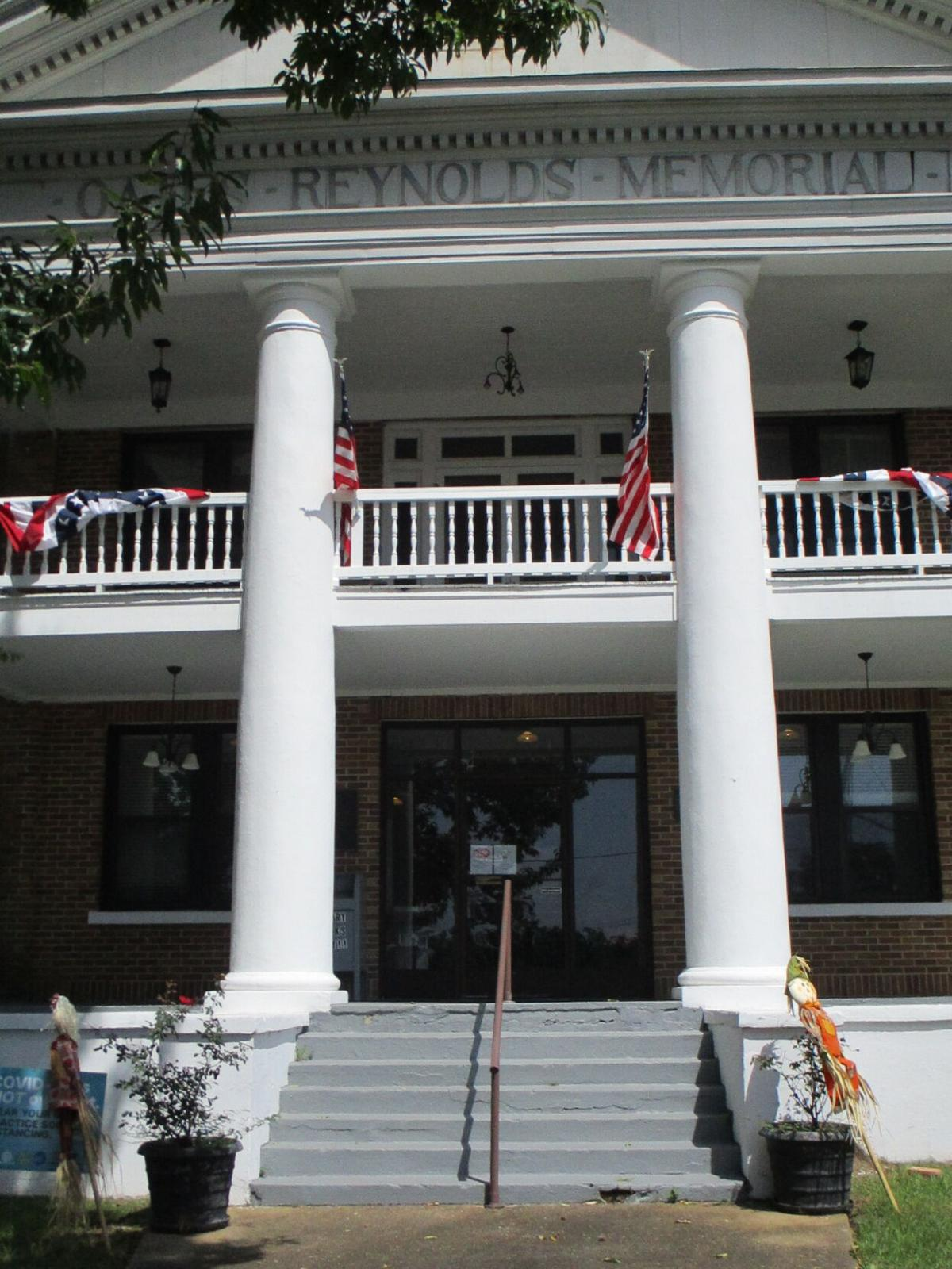 Historic library and museum open for business in Newton