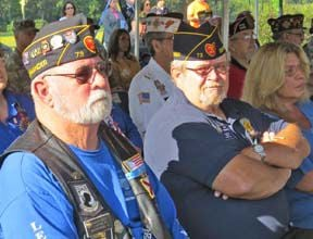 POW/MIAs honored at Rucker ceremony