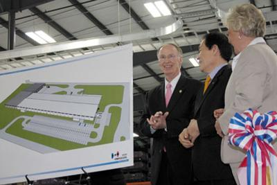 HSAA cuts ribbon on new plant, announces 200 additional jobs