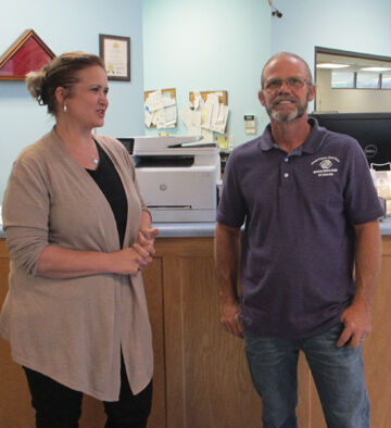 Daleville library open for business