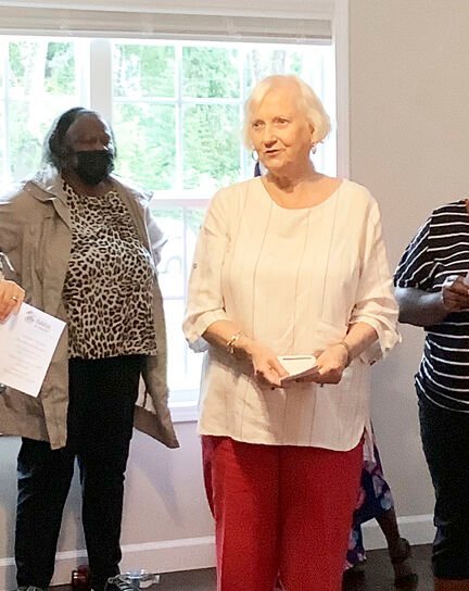 Goolsby 'team' lauded for decades of volunteer service