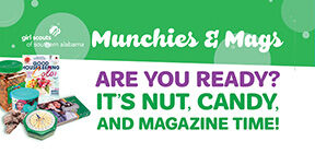 Girl Scouts Munchies & Mags