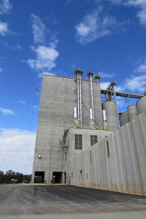 Dale County celebrates opening of $53 million feed mill