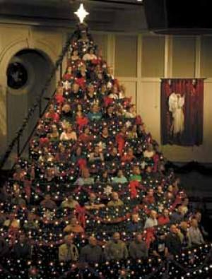 Hillcrest presents Living Christmas Tree | News | southeastsun.com