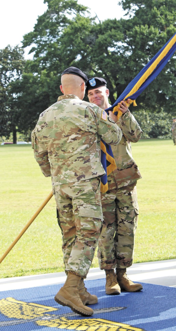 Maj. Gen. Francis takes command of USAACE