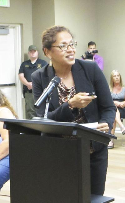 Commission hears family services center update