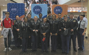 DHS JROTC attends leadership conference