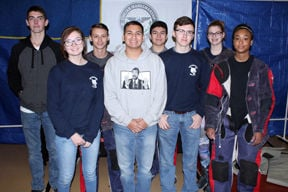 EHS JROTC shooters bring home state trophy