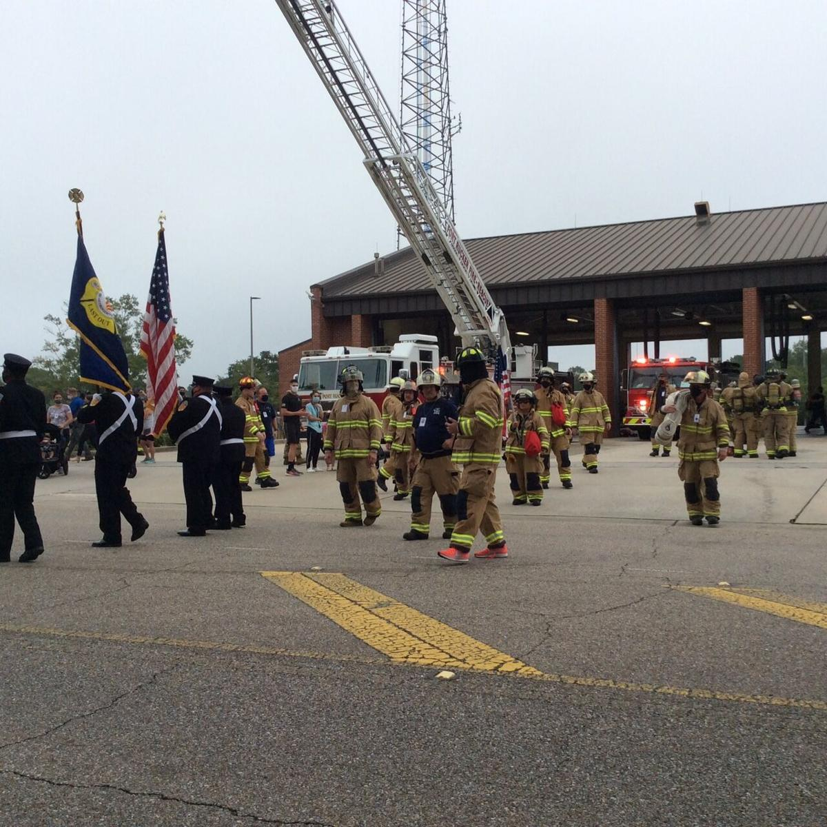 Rucker firefighters remember 9/11