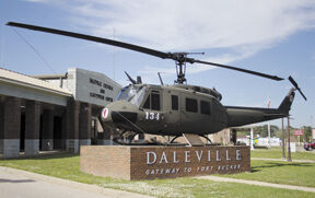 Daleville council hears chamber funding request