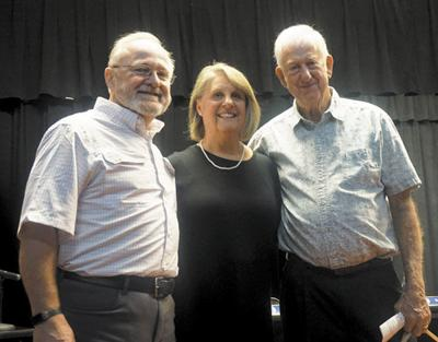 Former College Street principals honored