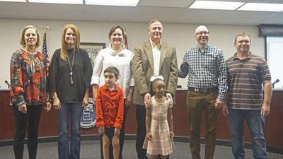 ECS names Employees of The Month