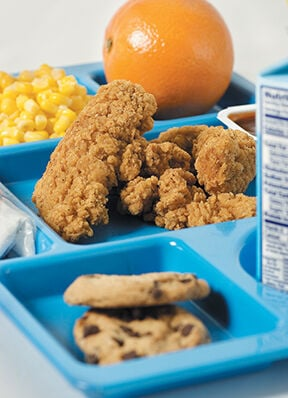 school free lunch meal extended