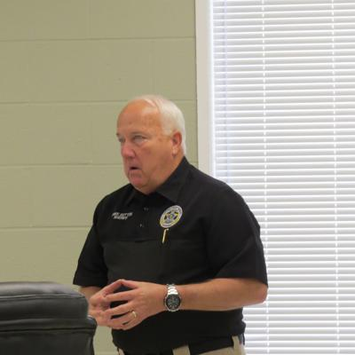 Coffee County Sheriff gives update on jail