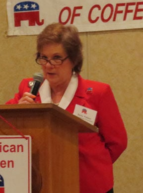 Betty Peters is 'strong voice' against Common Core
