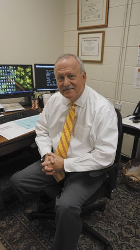 Quisenberry retires after 35 years at ESCC