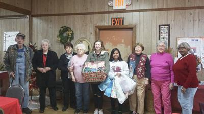 NB Senior Center receives donations from town's schools