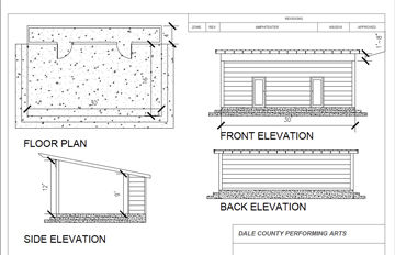 Commission hears Dale arts amphitheater update
