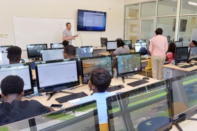 $25 Million and a New Building: Tech Partnerships Paying dividends for CMPS Department