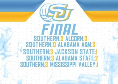 Volleyball shakes back in SWAC play