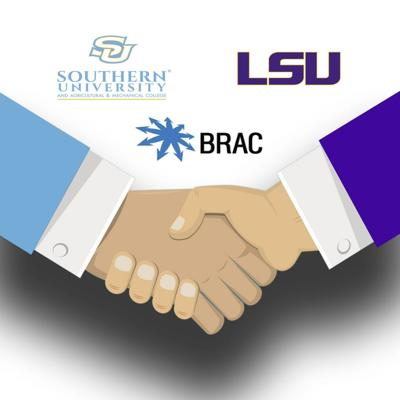 Southern University Joins Hands with LSU and the BRAC