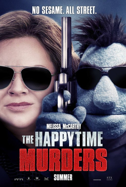 Happytime Murders: comedy or bad humor?