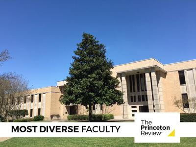 SULC Ranked Most Diverse Faculty by Princeton Review